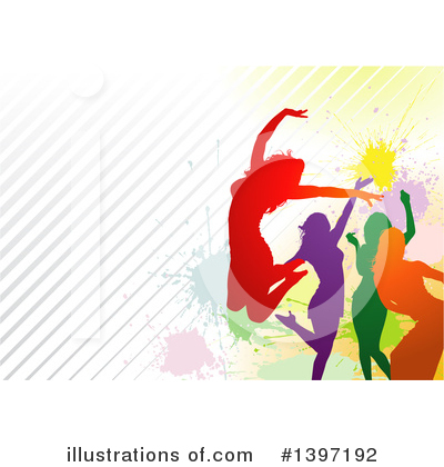 Party People Clipart #1397192 by dero