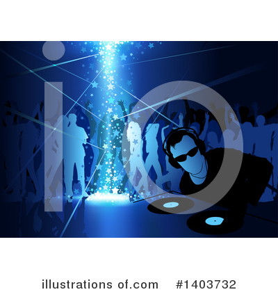 Party People Clipart #1403732 by dero