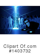 Dancing Clipart #1403732 by dero