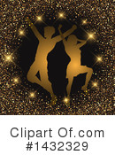 Dancing Clipart #1432329 by KJ Pargeter