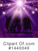 Dancing Clipart #1440049 by KJ Pargeter