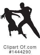 Dancing Clipart #1444290 by dero