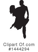 Dancing Clipart #1444294 by dero