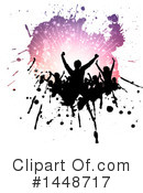Dancing Clipart #1448717 by KJ Pargeter
