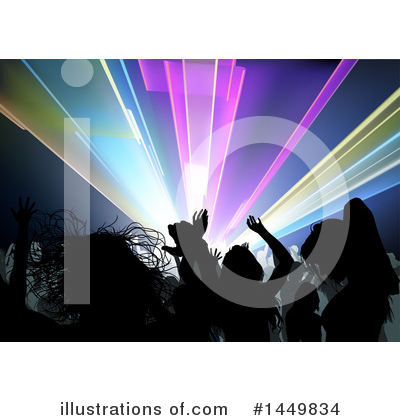 Party People Clipart #1449834 by dero