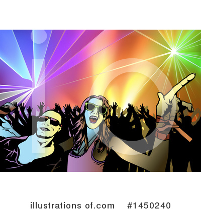 Disco Clipart #1450240 by dero