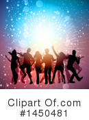 Dancing Clipart #1450481 by KJ Pargeter
