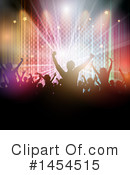 Dancing Clipart #1454515 by KJ Pargeter