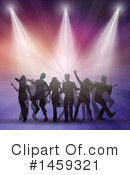 Dancing Clipart #1459321 by KJ Pargeter