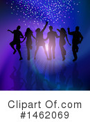Dancing Clipart #1462069 by KJ Pargeter