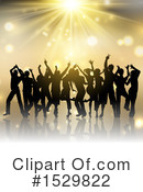 Dancing Clipart #1529822 by KJ Pargeter