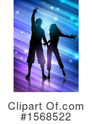 Dancing Clipart #1568522 by KJ Pargeter