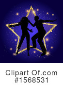 Dancing Clipart #1568531 by KJ Pargeter