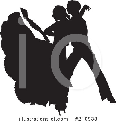 Dancing Clipart #210933 by dero