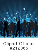 Dancing Clipart #212865 by dero