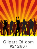 Dancing Clipart #212867 by dero
