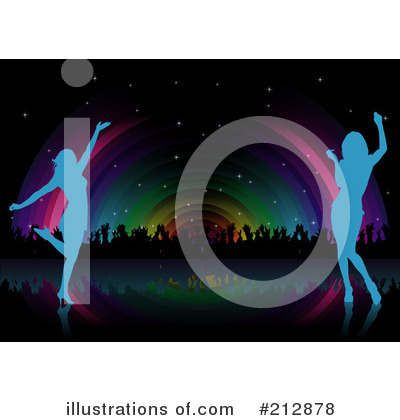 Dancing Clipart #212878 by dero