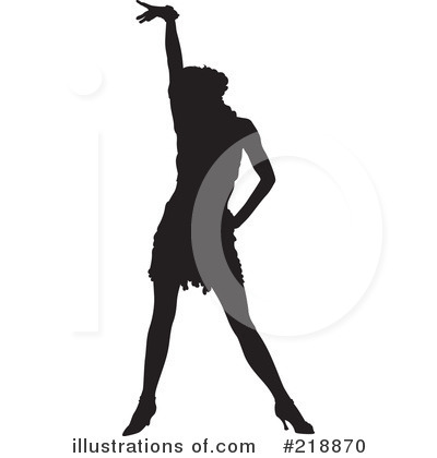 Dancing Clipart #218870 by dero