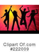 Dancing Clipart #222009 by KJ Pargeter