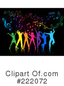 Dancing Clipart #222072 by KJ Pargeter