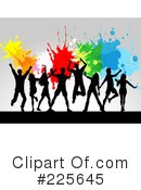 Dancing Clipart #225645 by KJ Pargeter