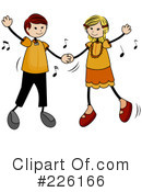 Dancing Clipart #226166 by BNP Design Studio