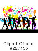 Dancing Clipart #227155 by KJ Pargeter