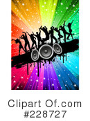 Dancing Clipart #228727 by KJ Pargeter