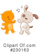 Dancing Clipart #230163 by BNP Design Studio