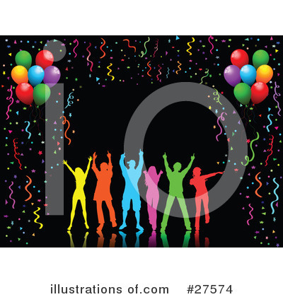New Year Clipart #27574 by KJ Pargeter