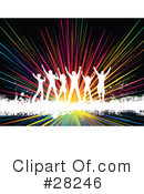 Dancing Clipart #28246 by KJ Pargeter