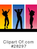 Dancing Clipart #28297 by KJ Pargeter