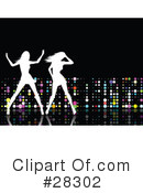 Dancing Clipart #28302 by KJ Pargeter