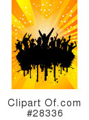 Dancing Clipart #28336 by KJ Pargeter