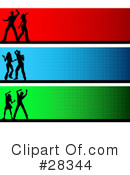 Dancing Clipart #28344 by KJ Pargeter