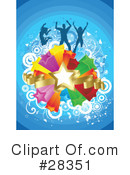 Dancing Clipart #28351 by KJ Pargeter