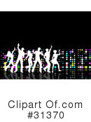 Dancing Clipart #31370 by KJ Pargeter
