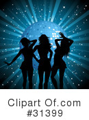 Dancing Clipart #31399 by KJ Pargeter