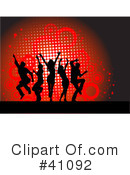 Dancing Clipart #41092 by KJ Pargeter