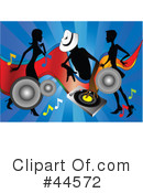 Dancing Clipart #44572 by toonster