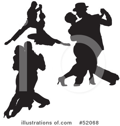Dancing Clipart #52068 by dero