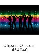 Dancing Clipart #64040 by KJ Pargeter