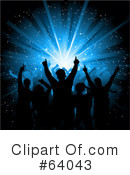Dancing Clipart #64043 by KJ Pargeter