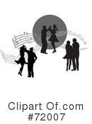 Dancing Clipart #72007 by inkgraphics