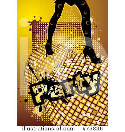 Disco Clipart #73836 by MilsiArt