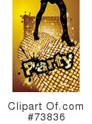 Dancing Clipart #73836 by MilsiArt