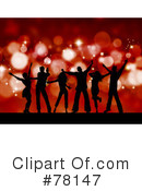 Dancing Clipart #78147 by KJ Pargeter