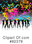 Dancing Clipart #82378 by KJ Pargeter