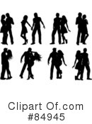 Dancing Clipart #84945 by KJ Pargeter