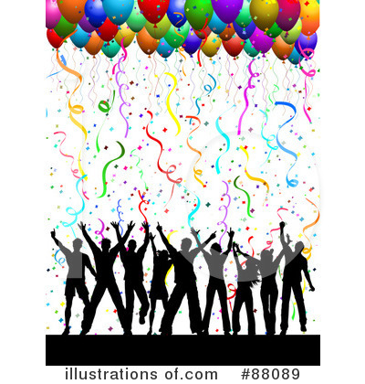 New Year Clipart #88089 by KJ Pargeter
